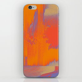 Over Cooked iPhone Skin
