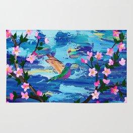 Hummingbird Spirit Rug