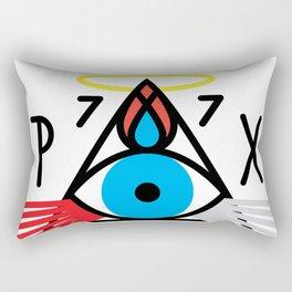 PΔX Rectangular Pillow