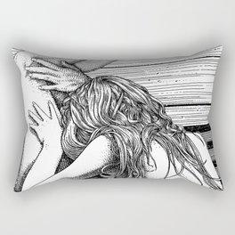 asc 685 - Les jambes en l'air (Tonight so high with you) Rectangular Pillow