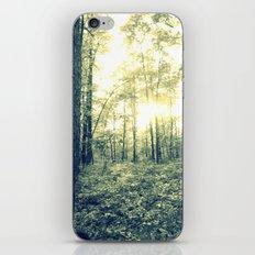 Where Magic Grows iPhone & iPod Skin