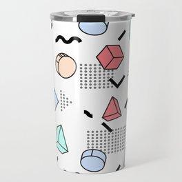 Explosion Menphis Travel Mug