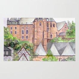 Marburg Altstadt Rug