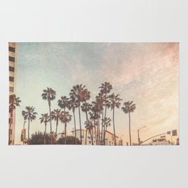 Downtown Hollywod Texture Rug