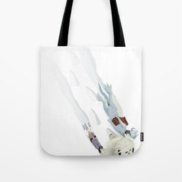 The Missing Wampa Scene Tote Bag
