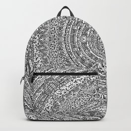 Mandala Dante Inferno Backpack