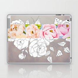 Peaoniaceae Laptop & iPad Skin