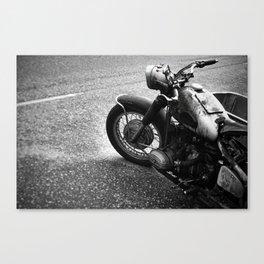 Retro Ride Canvas Print