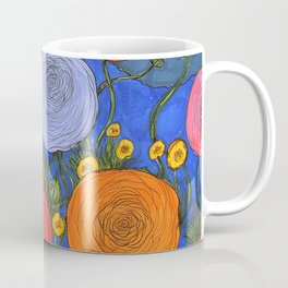 Colors in the Blue Ridge Mountains Coffee Mug