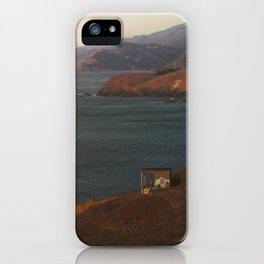 Lookout Spot iPhone Case