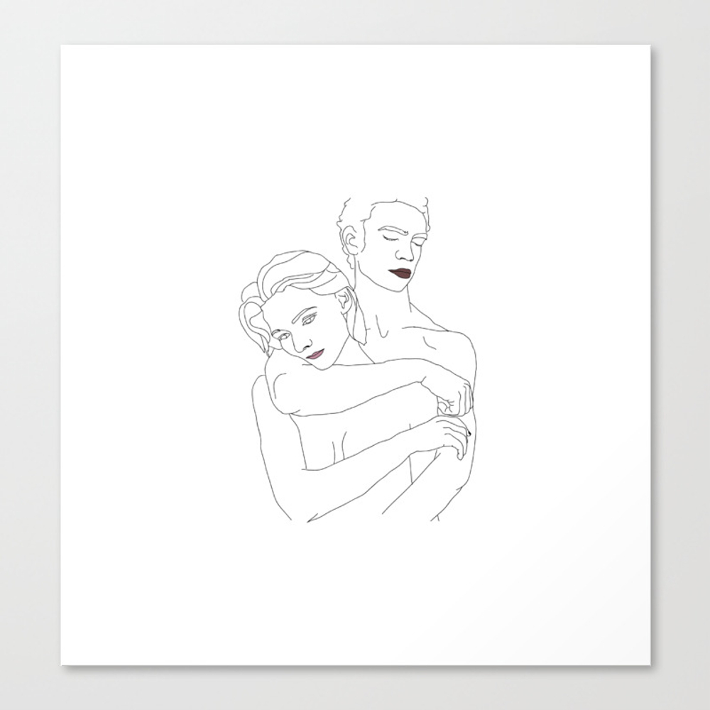 Only Lovers Left Alive Canvas Print by Nandis CNV8876647