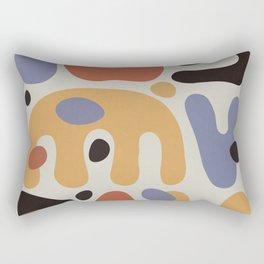 Shapes & Colors II Rectangular Pillow