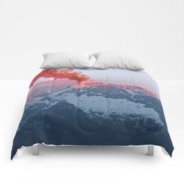 Volcano Comforters