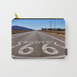 Historic Route 66 Carry-All Pouch