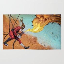 The Doof Warrior Rug