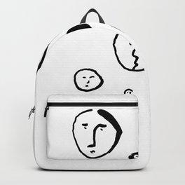 Wondering Heads Backpack