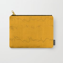 California Orange Peel Carry-All Pouch