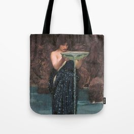 Circe Invidiosa - John William Waterhouse Tote Bag