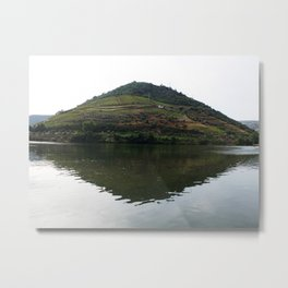 The Douro Valley, Portugal Metal Print
