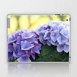 Purple hydrangea(1) Laptop & iPad Skin