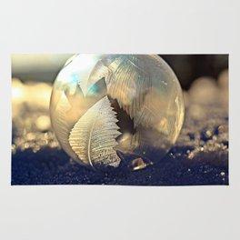Frozen Bubble Rug