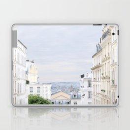 Urban landscape from Paris Laptop & iPad Skin