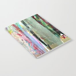 Colorful Bohemian Abstract 1 Notebook