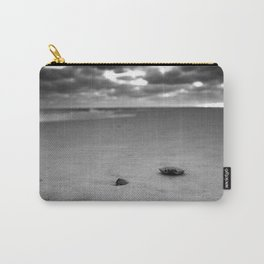 CRAB SHELL ON THE SAND Carry-All Pouch