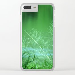 Down by the River Clear iPhone Case