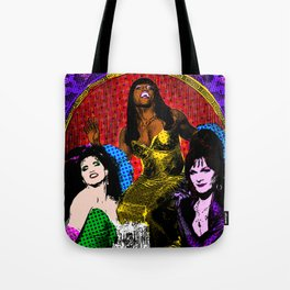 To Wong Foo Thanks for Everything Julie Newmar  - Pop Art Print Tote Bag