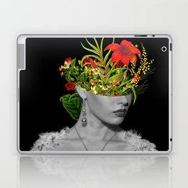 Flower Head Laptop & iPad Skin