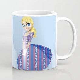 Girl of Liberty Coffee Mug