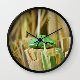 Frooggy Wall Clock
