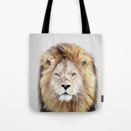 Lion 2 - Colorful Tote Bag