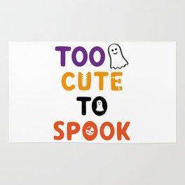 Too Cute To Spook Rug