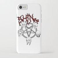 shinee iPhone & iPod Cases featuring KVLT SHINee by Julia C. Elliott