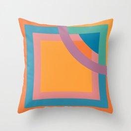 Boca Introspect Throw Pillow