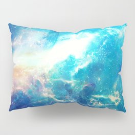 Stars Painter Pillow Sham
