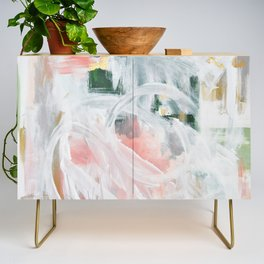 Emerging Abstact Credenza