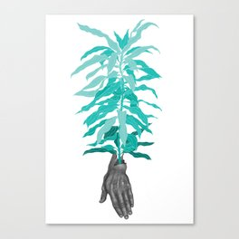 Second Nature II by Infinite Bound  Canvas Print