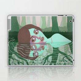 two face Laptop & iPad Skin