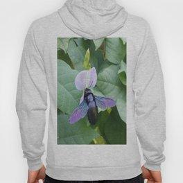 Between A Bee & A Flower Hoody