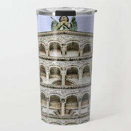 San Martino Cathedral, Lucca, Italy Travel Mug