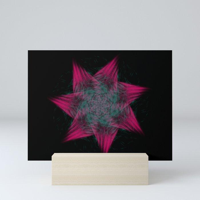 Heartsound Mini Art Print