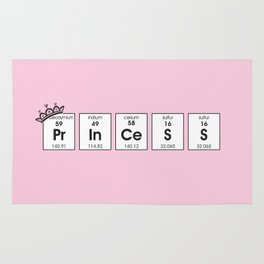 PR IN CE S S (Princess) Elements Rug