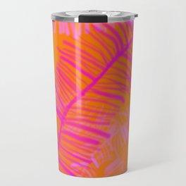 Tropical Palm Dream Travel Mug