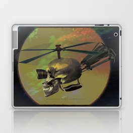 Magnus-Copter -007 Laptop & iPad Skin