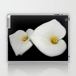 calla lily pair Laptop & iPad Skin
