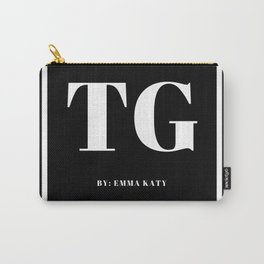 Trendy Gazette Carry-All Pouch