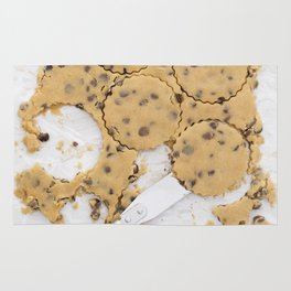 Peanut butter cookie dough Rug